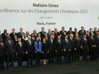 La conférence mondiale COP21, photo: ČTK