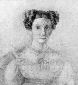Julie Purkyně-Rudolphi (Foto: Wikimedia Commons)