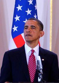 Barack Obama (Foto: Štěpánka Budková)
