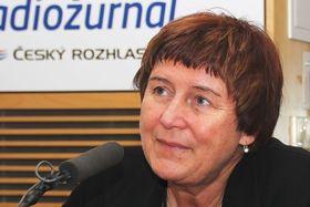 Eva Králíková, foto: Matěj Pálka, Archivo de ČRo
