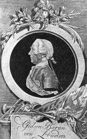 Фельдмаршал Гидеон фон Лаудон