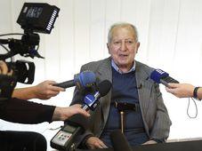 Rudolf Sekava, el tercer paciente sometido al trasplante de corazón, foto: ČTK/Ondřej Deml
