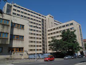 Czech trade unions headquarters, photo: Dezidor, CC BY 3.0
