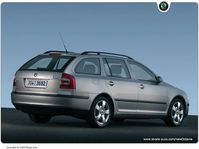 Škoda Octavia, photo: Škoda Auto