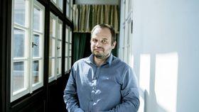 Michal Šmarda, foto: Michaela Danelová, ČRo