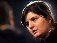 Zuzana Špidlová, photo: CTK