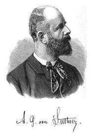 Arthur von Suttner