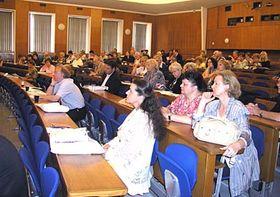 Týden zahraničních Čechů 2006, foto: Martina Stejskalová
