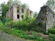 Kostel ve Svatoboru na Karlovarsku, foto: gampe, Wikimedia Commons, CC BY-SA 3.0