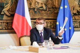 Andrej Babiš, photo: Site officiel du Gouvernement tchèque