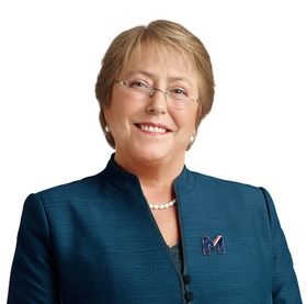 Michele Bachelet, foto: Comando Michelle Bachelet, CC BY-SA 3.0 CL