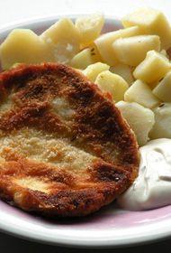 'Smažený sýr' (Foto: Barbora Němcová)