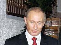 Le président Vladimir Poutine, photo: CTK