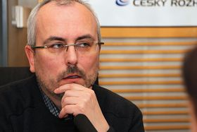Petr Dufek (Foto: Archiv ČRo)
