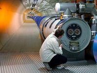 Část LHC, zdroj: CERN