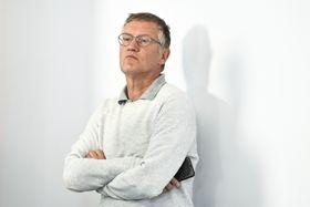 Anders Tegnell, photo: ČTK/AP/Claudio Bresciani