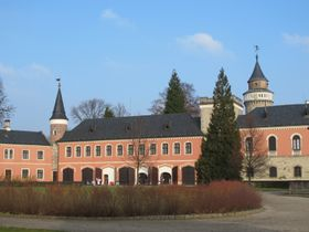 El palacio de Sychrov, foto: Martina Schneibergová