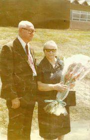 Rodolfo Hala y María Koniar de Trnavsky, foto: archivo de Raúl Cernak