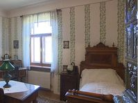La maison de Leoš Janáček à Hukvaldy, photo: ČT24