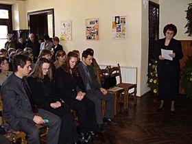 Rozloučení sJiřinou Staňovou, foto: Lenka Laličová, Daruvar