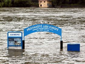 Floods in Prague