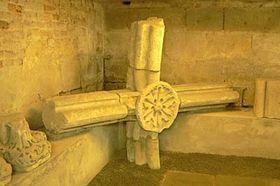 El lapidario de Velehrad
