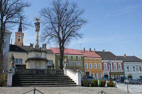 Waidhofen an der Thaya (Foto: Ulrich Poeschl, www.wikimedia.org)