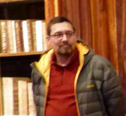 Jan Pařez, foto: Ladislava Doubravová