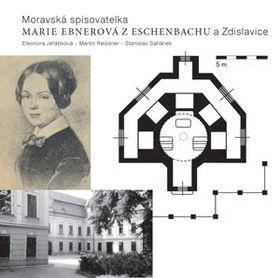 Bildbändchen über Marie von Ebner-Eschenbach (Foto: Archiv des Mährischen Landesmuseums)