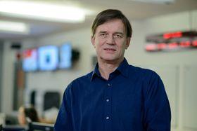 Petr Holub (Foto: Khalil Baalbaki, Archiv des Tschechischen Rundfunks)