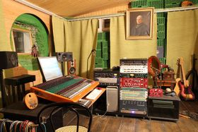 Photo: archive of Studio Faust Records