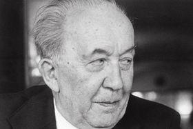 Václav Černý, foto: archiv Univerzity Karlovy