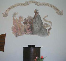 Kirchenreformator Hieronymus von Prag (Foto: Autorin)