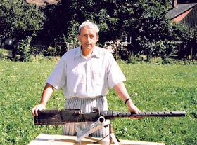 Libor Pařízek, foto: archiv Libora Pařízka