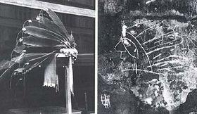 Fotos de Enrique Granell (izquierda) y Jindrich Stýrský (derecha)