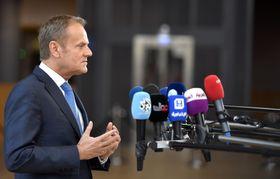 Donald Tusk, photo: ČTK