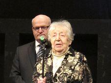 Helga Hošková-Weissová (Foto: Martina Schneibergová)