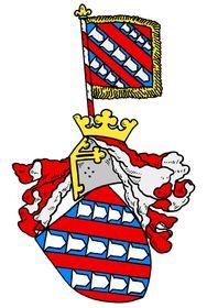 Armoiries des Comtes de Longueval-Bucquoy