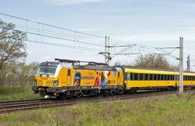 Direct train from the Czech Republic to Croatia, photo: Archive Regiojet