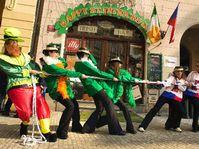 St. Patrick's Day celebrations, photo: CTK