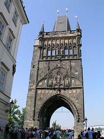 Torre del Puente de la Ciudad Vieja (Foto: autor)