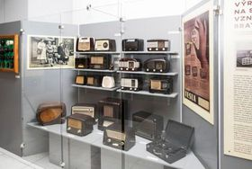 Kouzlo bakelitu, foto: Patrik Sláma / Museo Nacional Técnico de Praga