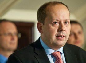 Заместитель министра Марек Шнайдр (Фото: Филип Яндоурек, Чешское радио)
