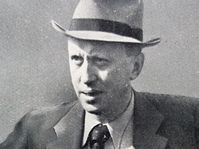 Karel Čapek, photo: public domain