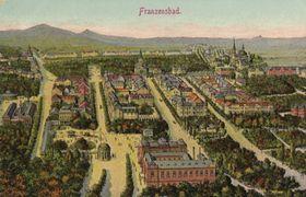 Františkovy Lázně, foto: Wikimedia Commons, Public Domain