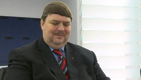 Bernd Posselt (Foto: ČT24)