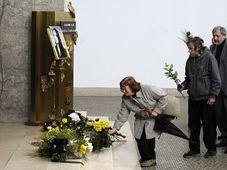 Les obsèquesde Jarmila Bělíková, photo: CTK