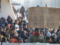 Flüchtlinge in Griechenland (Foto: Steve Evans, Flickr, CC BY-NC 2.0)