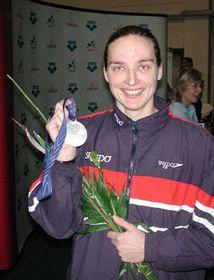Ilona Hlavackova, Foto: CTK