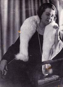 Александра Чванова (Фото: Архив Национального театра в Брно)